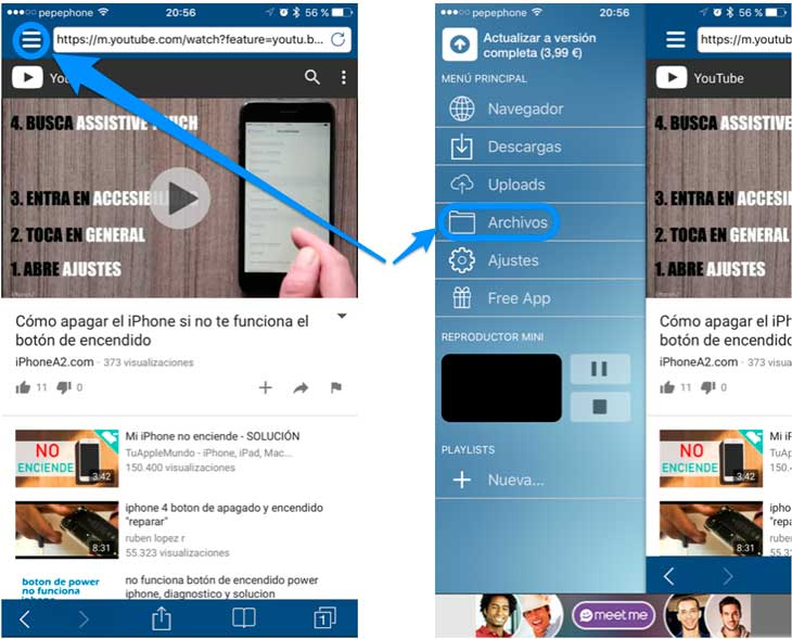 app-descargar-videos-youtube