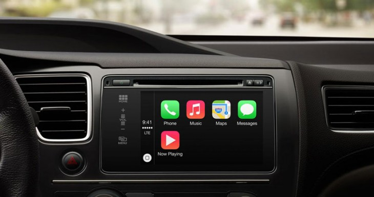 Apple CarPlay estará en los coches de Audi a partir de 2015
