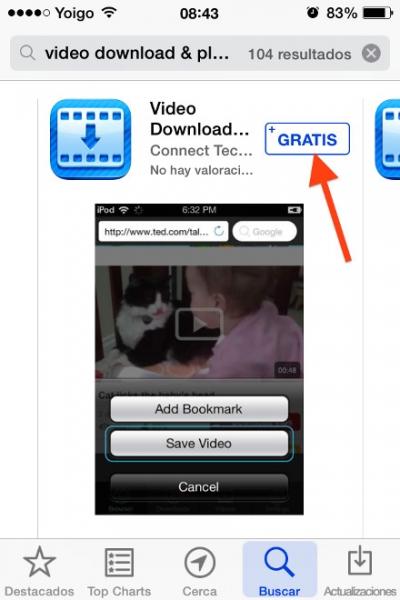 aplicacion para descargar video de porno
