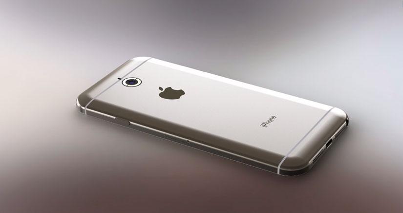 Un nuevo Concepto de iPhone 6 muy atractivo…