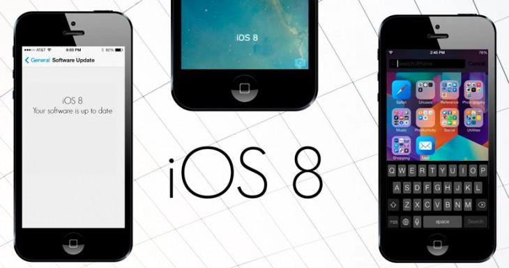 iOS 8 Beta 2 disponible para descargar, estas son las novedades