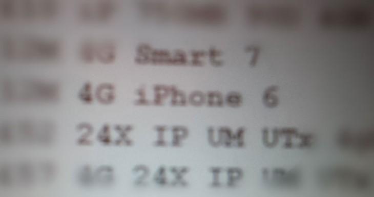 Gran previsión de ventas para el iPhone 6