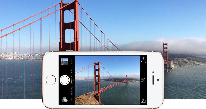 Novedades para la cámara de tu iPhone con iOS 8