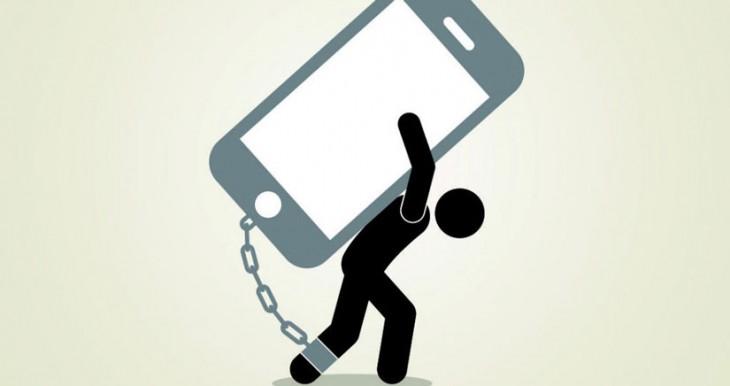 """¿Eres adicto a tu iPhone? La aplicación """"Moment"""" te lo muestra"""