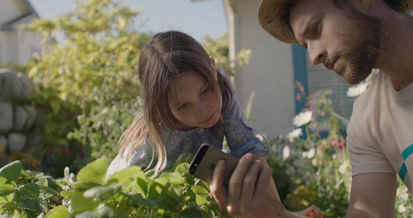 Nuevo anuncio del iPhone 5S, centrado en la paternidad  [Vídeo]