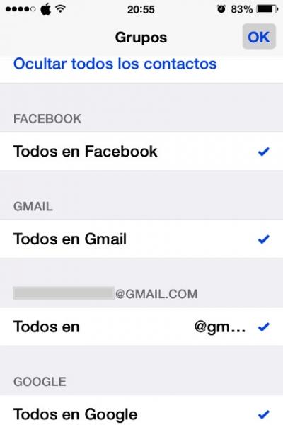 3cuentas contactos iphone