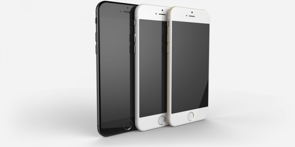 iPhone 6 Render 1