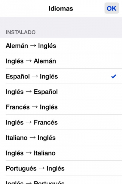 6listado idiomas