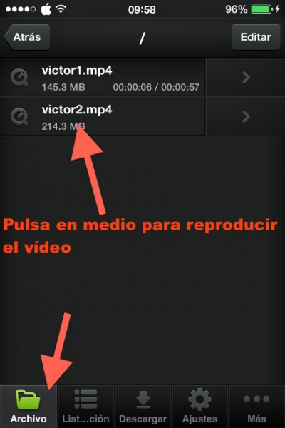 6ver video apli