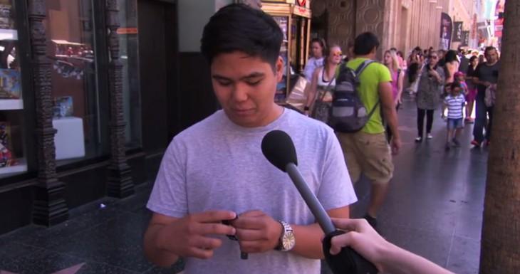 Hacen pasar un Casio de 20$ por un iWatch y la gente se lo cree… [Vídeo]