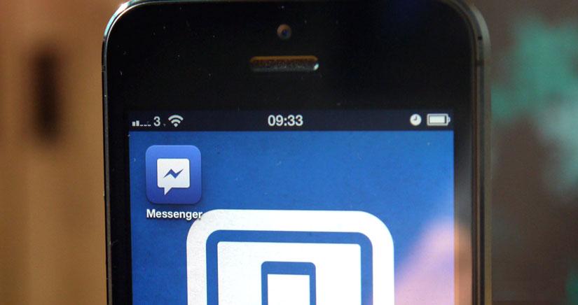 Ya no podrás mandar mensajes con Facebook, necesitarás Messenger…