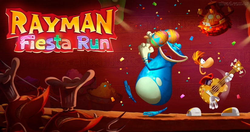 Cómo conseguir Rayman Fiesta Run Gratis para iPhone y iPad