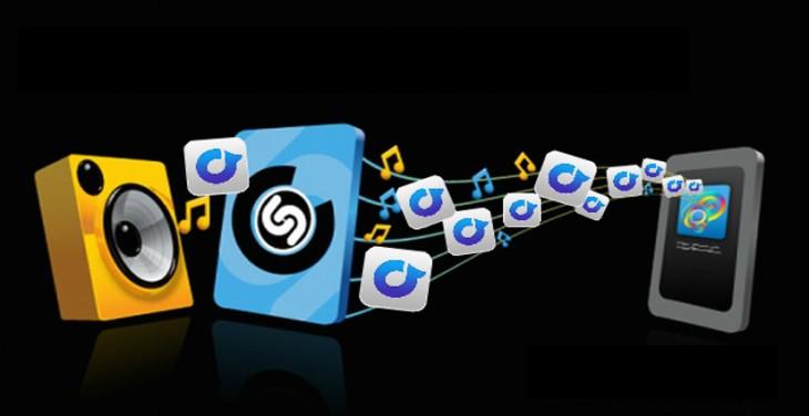 Shazam: Nueva actualización que te permite escuchar las canciones en su totalidad con Rdio