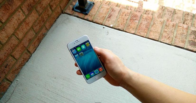 Wico6, el Clon del iPhone 6 en vídeo HD, así funciona…