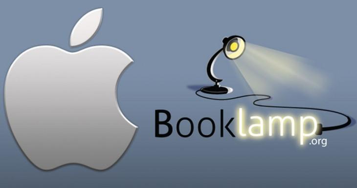Apple compra BookLamp para competir con Amazon en la venta de libros
