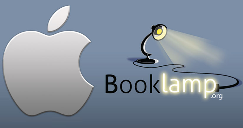 Apple compra BookLamp para competir con Amazon en la venta de libros