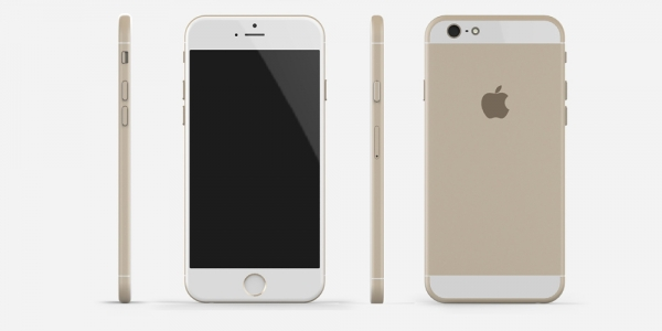 iPhone 6 render 3