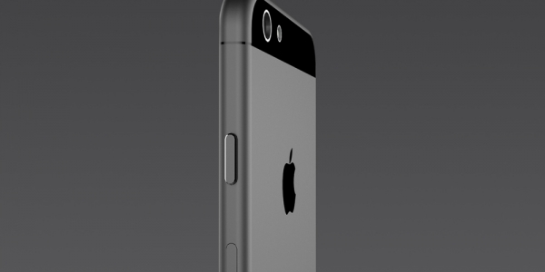 iPhone 6 render 4