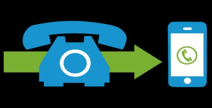 Cómo desviar una llamada en el iPhone