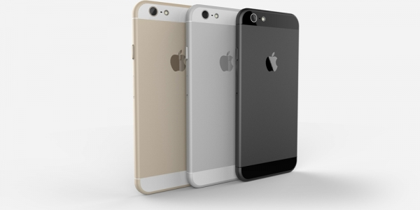 iPhone 6 render 5