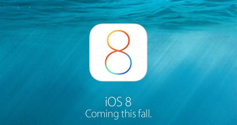 iOS 8 Beta 4 lista para descargar desde el centros de desarrolladores