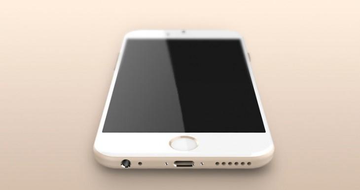 Renders de gran calidad del iPhone 6, así podría ser….