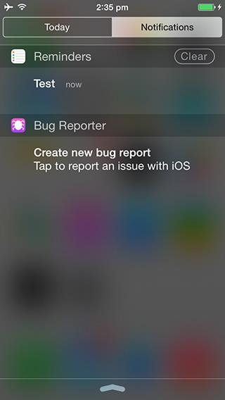 iOS 8 beta 3 novedades