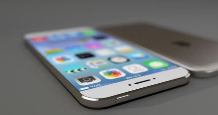 El iPhone 6 podría venir equipado con pantalla háptica