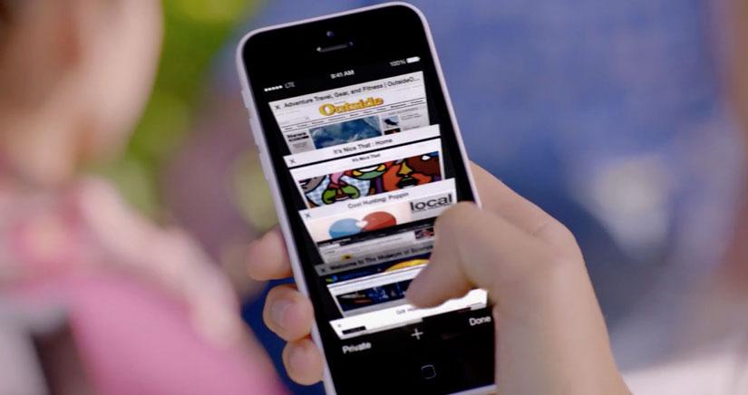 Cómo abrir enlaces en segundo plano con Safari desde el iPhone