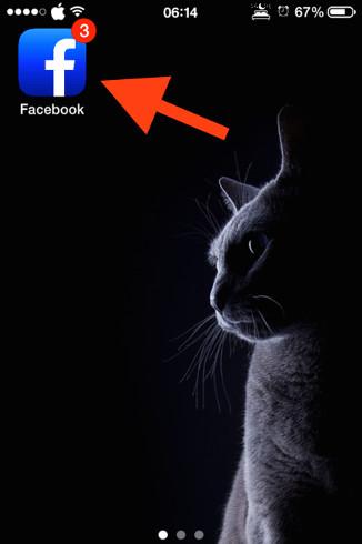1abre facebook