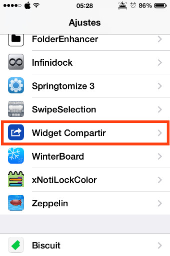 2selecc widget c2ompartir