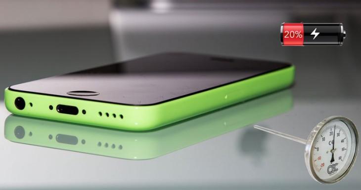 Apple detecta un problema con las baterías de algunos iPhone 5 y las cambiará sin coste