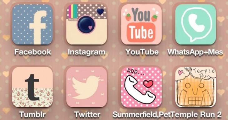 Cambia los iconos de tu iPhone sin necesidad de jailbreak con la app CocoPPa