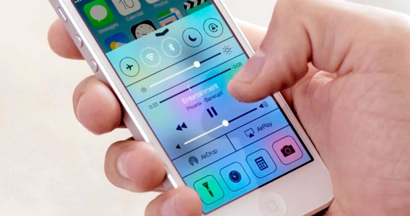 Instala el Nuevo control center de iOS 8 ya mismo [Cydia]
