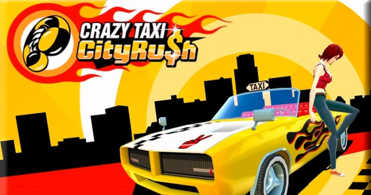 Crazy Taxi: City Rush, Vuelven los taxis locos…. [Análisis]