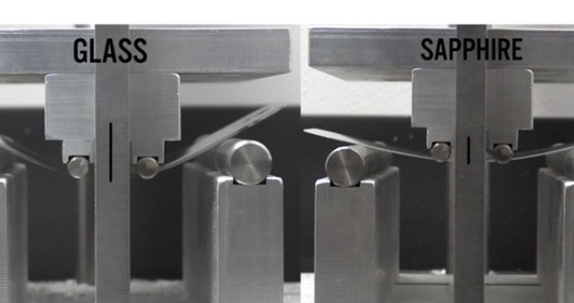 Comparativa de dureza Gorilla Glass Vs. Cristal de Zafiro con resultados sorprendentes