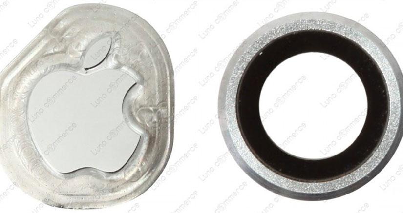 Nuevas fotos del logo y el anillo de la cámara del iPhone 6