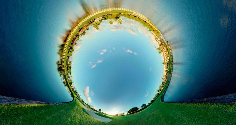 Google lanza una nueva aplicación para hacer fotos esféricas