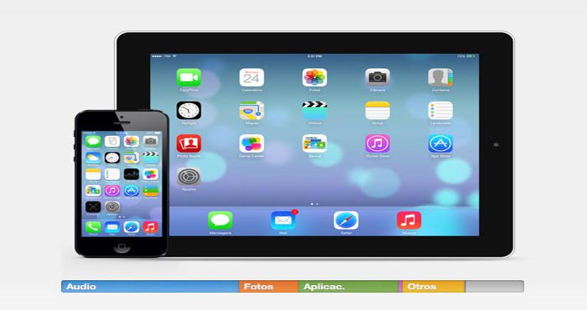 Cómo ahorrar espacio de almacenamiento en el iPhone o el iPad