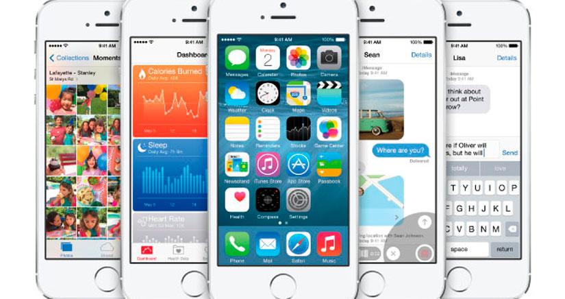 Apple lanza iOS 8 Beta 6, pero solo para las operadoras