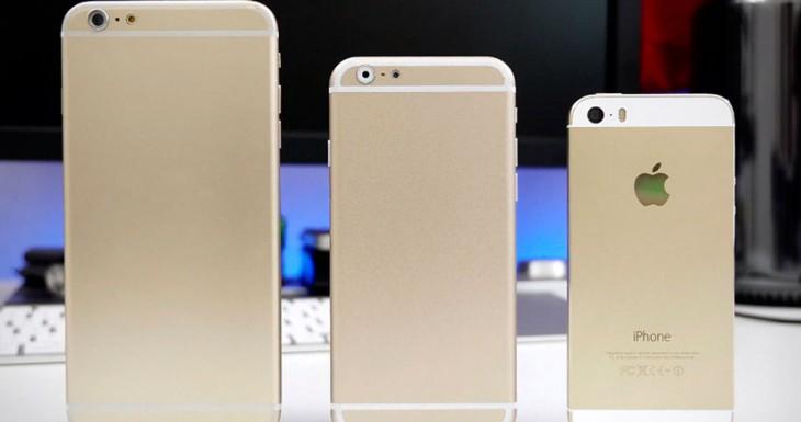 El iPhone 6 de 5,5 pulgadas se podría llamar iPhone 6L [Fotos]