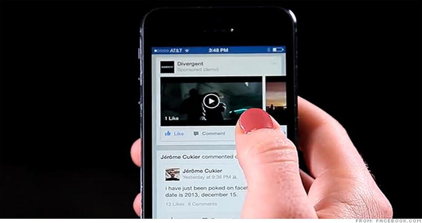Cómo desactivar la reproducción automática de los vídeos de Facebook en el iPhone