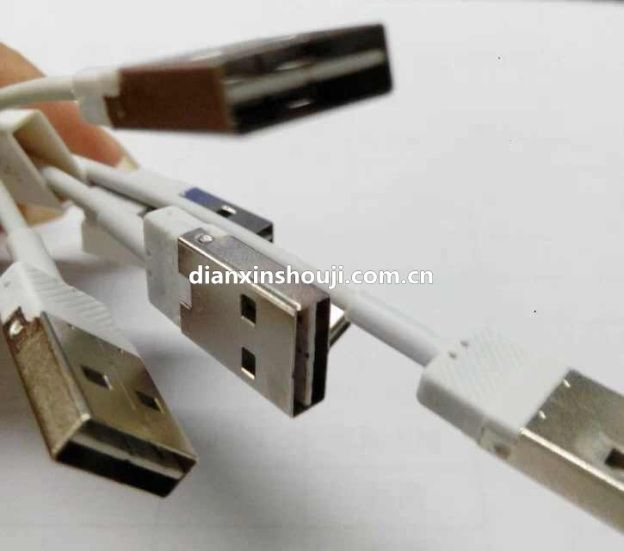 Cable Lightning reversible