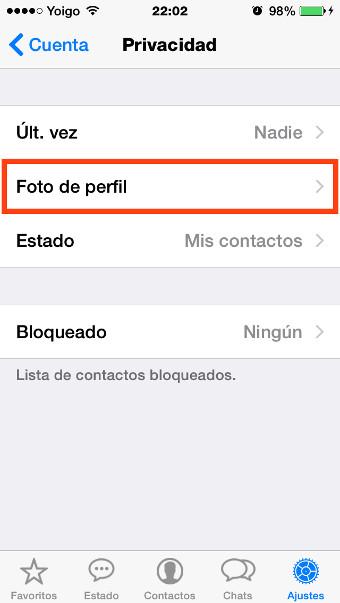 3foto perfil whatsapp