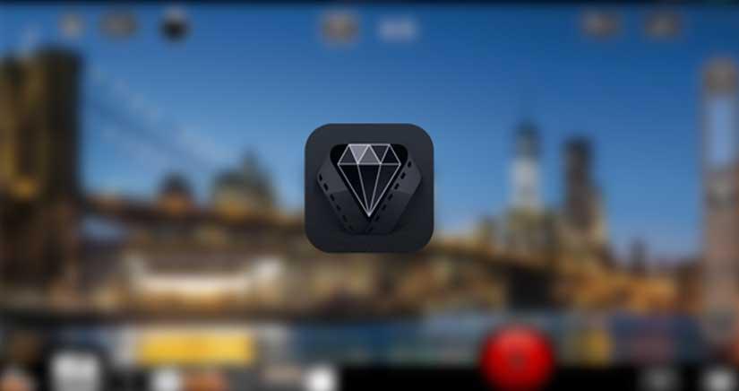 Esta aplicación permite grabar vídeo en 4K en tu iPhone 5S, lo malo es que cuesta 899,99 €…