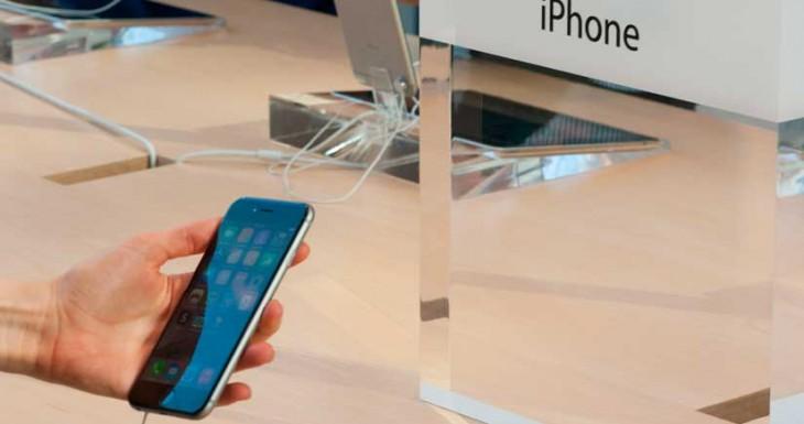 Cargar el iPhone 6 cada día solo cuesta 0,47$ al año