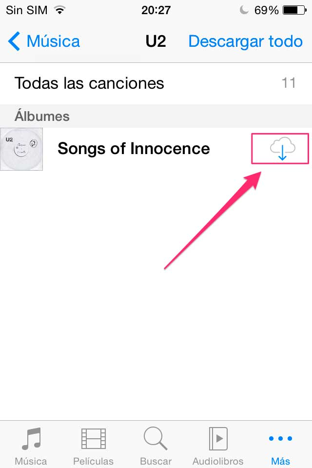 Descargar-Songs-of-innocence-de-U2-gratis