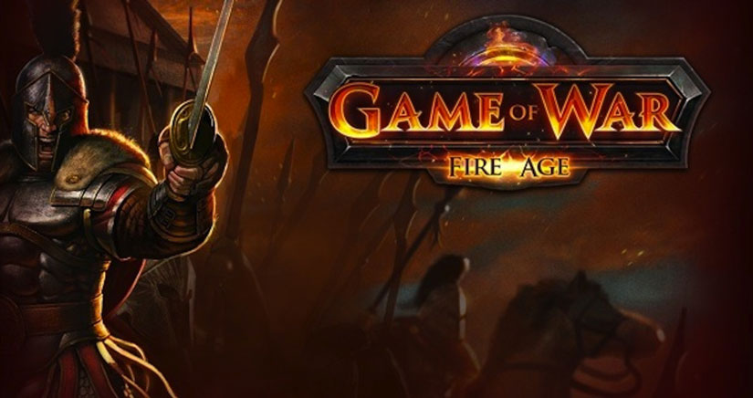 "App recomendada: ""Game of War: Fire Age"""