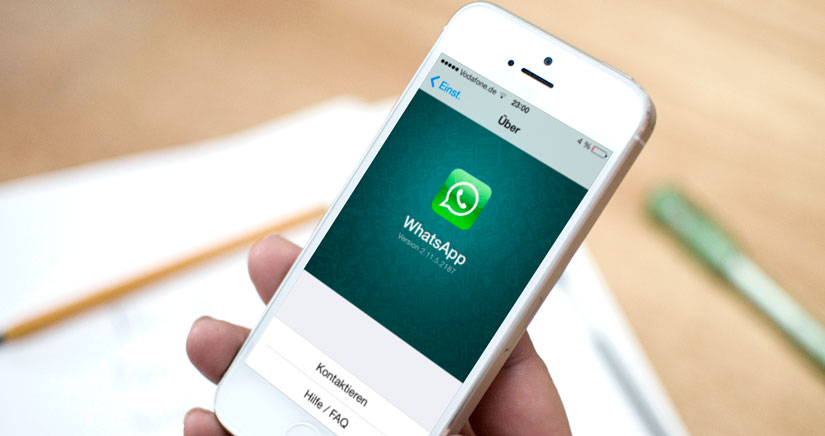 WhatsApp para iPhone se actualiza con un montón de nuevas características