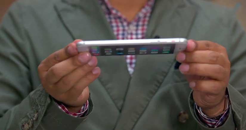 """Apple responde al #BendGate, """"Solo 9 personas se han quejado"""""""
